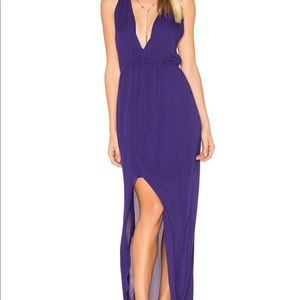 Rory Beca Maid Hampton Gown in Tulip